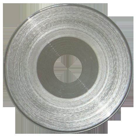 9 Quot Clear Vinyl Glowtronics
