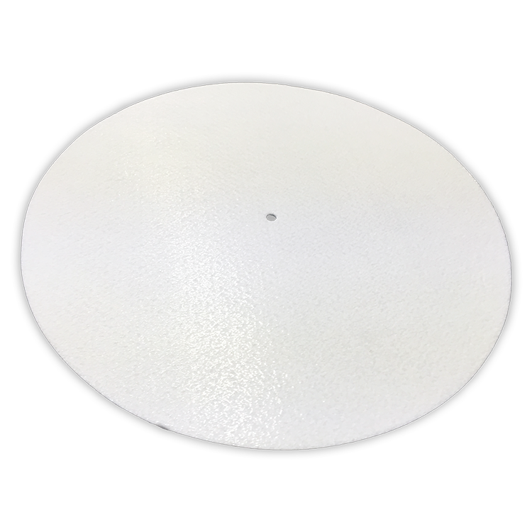 10 Blank Slipmats 16oz Glazed Bottom Glowtronics