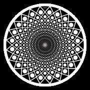 Black-Hole-Non-glow-Slipmats