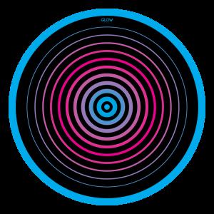 Circles-Non-glow-Slipmats