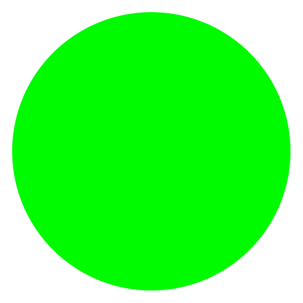 Solid-Green-Non-glow-Slipmats