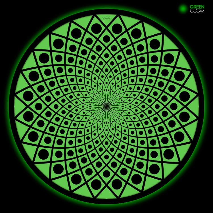 Black Hole Glowtronics