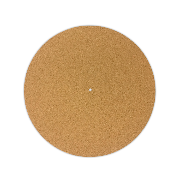 Blank Slipmats For 12 Quot Turntables Cork Slipmats By