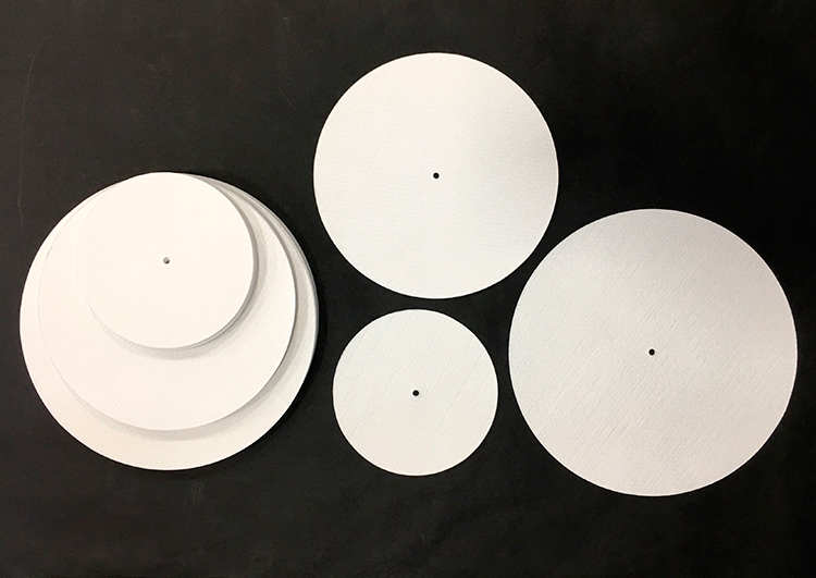 Blank Slipmats Sizes