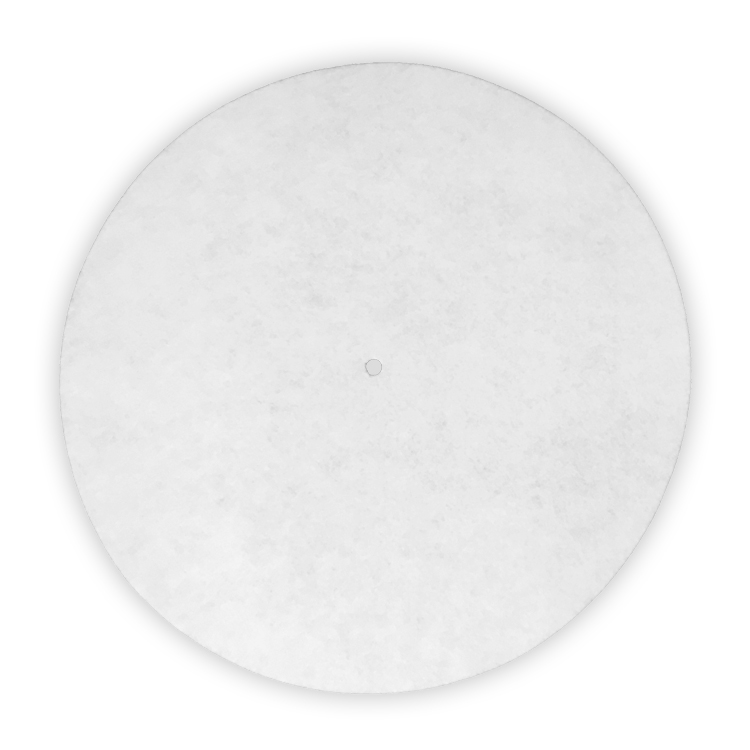 9oz SkinnEz™ Blank Slipmats Top