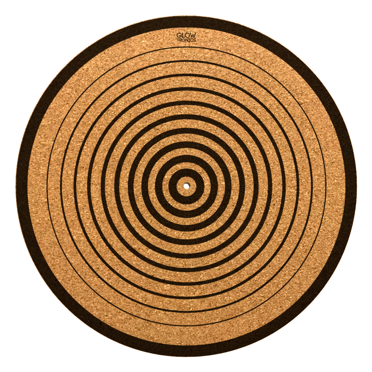 Circles Cork Slipmat
