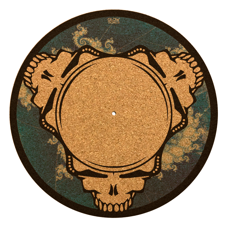 Dead Heads Cork Slipmat