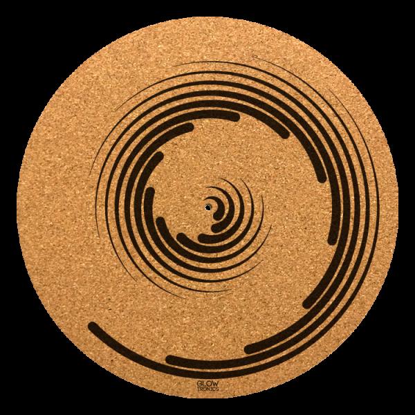 Spiral Cork Slipmat