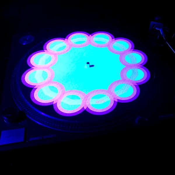 UV Blacklight Slipmats