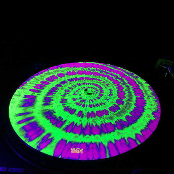 UV Blacklight Slipmats