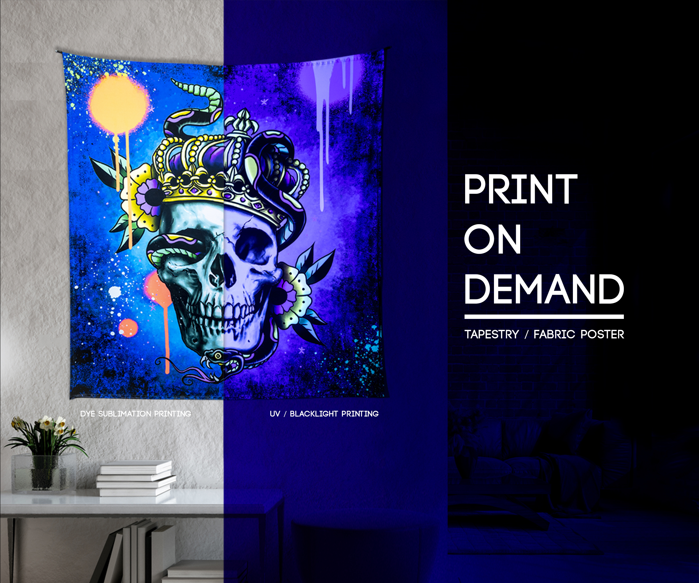 Print On Demand Banner